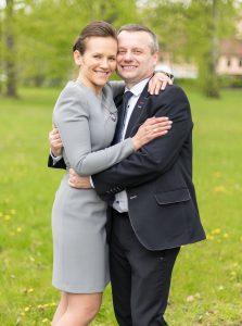 Katarzyna i Mariusz Kaletka